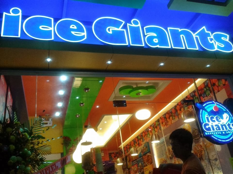 ice giants ice cream cebu - photo #2